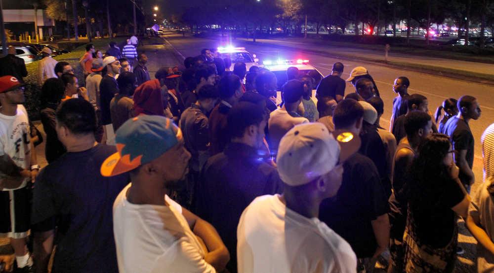 Orlando nike riot
