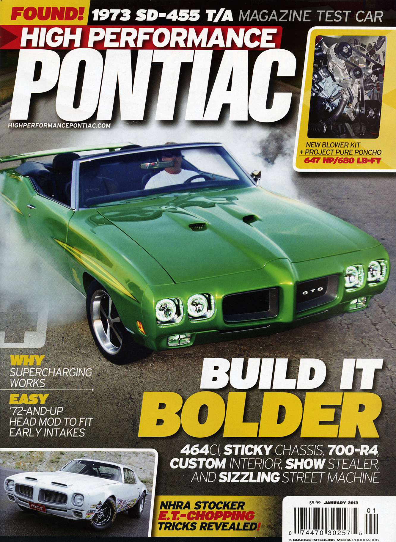 Gallery Crowd Control Posts Protect 1970 Pontiac GTO at Car