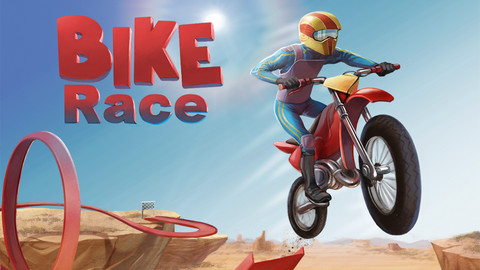 bike race app icon